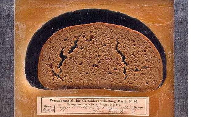 Bild vom Adenauer-Brot