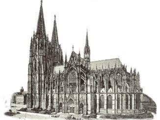 Bild vom Kölner Dom