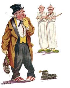 Bild von Frau mit Nudelholz als Folge des Kölsch